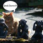 Speak! by AngieBanta