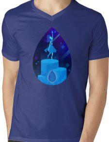 Steven Universe - Lapis Lazuli Mens V-Neck T-Shirt