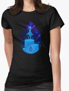 Steven Universe - Lapis Lazuli Womens Fitted T-Shirt