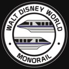 WDW Monorail Purple by AngrySaint