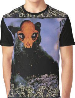JUNGLECAT TECHNIQUE MIXTAPE COVER ART T SHIRTS N STUFF Graphic T-Shirt