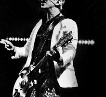 Josh Ramsay of Marianas Trench by Angela E.L. Clements