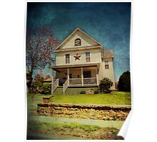 House on a hill Poster