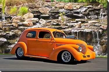 1938 Willys Sedan by DaveKoontz