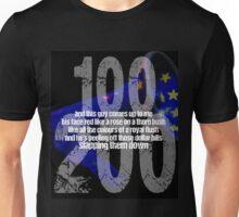 u2 bullet blue sky Unisex T-Shirt