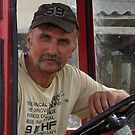 Tractor Driver by branko stanic