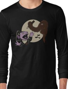 Snuffy The Vampire Slayer Long Sleeve T-Shirt