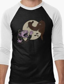 Snuffy The Vampire Slayer Men's Baseball ¾ T-Shirt