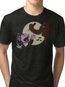 Snuffy The Vampire Slayer Tri-blend T-Shirt