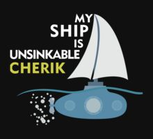 My Ship is unsinkable - Cherik by JudithzzYuko