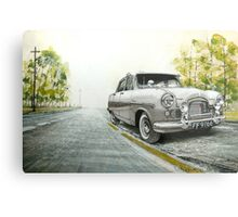 From West to East Metal Print