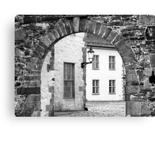 In Bergen Canvas Print