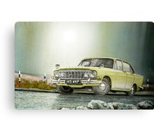 Not in Knightsbridge any more Canvas Print
