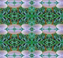 Mushroom Tessellation by Stephanie Herrieven