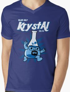 Krystal  Mens V-Neck T-Shirt