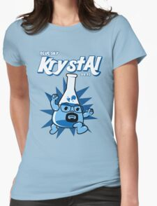 Krystal  Womens Fitted T-Shirt