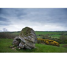 The Hill of Uisneach Photographic Print