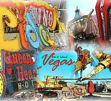 Vintage Las Vegas! by Rita  H. Ireland