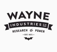 Wayne Industries by DeadPixel217