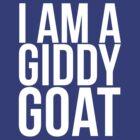 I am a Giddy Goat by BludMuffin