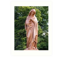 Mary ~ Mother of Jesus Art Print