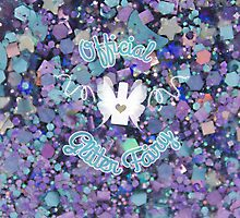 Official Glitter Fairy with full MFS background by haayleyy