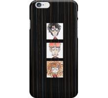The Trio iPhone Case/Skin