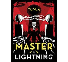 Master of Lightning Photographic Print