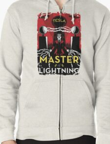 Master of Lightning Zipped Hoodie