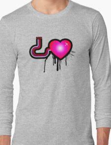 Love Pump Long Sleeve T-Shirt