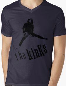 The Kinks Dave Davies Mens V-Neck T-Shirt