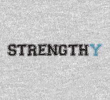Strengthy T-shirt by BAMFathletics