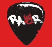 Rawr Guitar Pick Kids Clothes