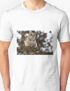 Barred Owl - Kanata Unisex T-Shirt