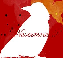 Nevermore by wo0ze