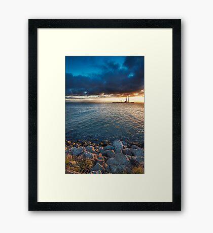 Bull Island, Ireland Framed Print
