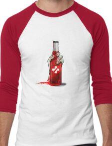 Juggernog Men's Baseball ¾ T-Shirt