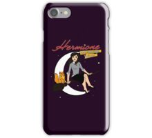 Hermione the Teenage Witch iPhone Case/Skin