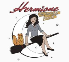 Hermione the Teenage Witch One Piece - Short Sleeve