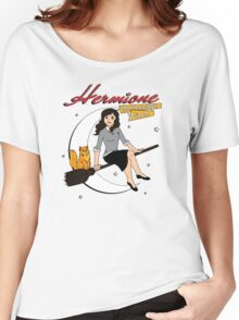 Hermione the Teenage Witch Women's Relaxed Fit T-Shirt