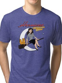 Hermione the Teenage Witch Tri-blend T-Shirt