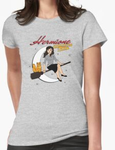 Hermione the Teenage Witch Womens Fitted T-Shirt