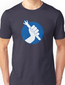 Panic, But Don't Blink Unisex T-Shirt