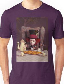 The Hatter - Tea Time Unisex T-Shirt