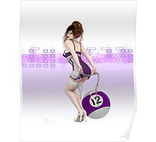 Poolgames 2012 - No. 12 Poster