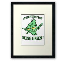 Goblin Framed Print