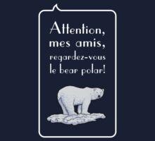 le bear polar speech bubble/transparent small by br0-harry