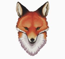 Foxface by Korikian