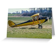 American Moth Corporation DH.60GMW Gipsy Moth N585M Greeting Card