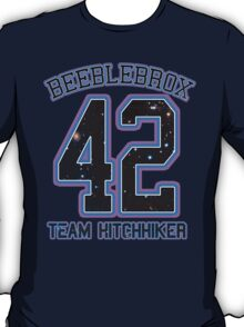 TEAM HITCHHIKER _Beeblebrox T-Shirt